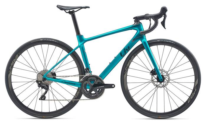 Vélo Route Femme LIV Langma Advanced 2 Disc