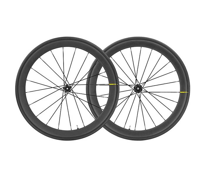 Roues Route MAVIC Cosmic Pro Carbone SL UST Disc
