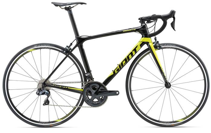 Vélo GIANT TCR Advanced 0 Ultegra Di2