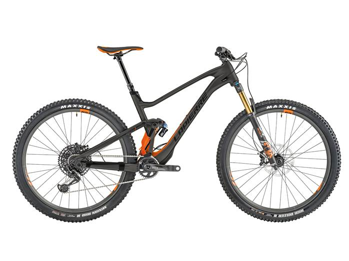 VTT Tout-Suspendu LAPIERRE Zesty AM 8.0 Ultimate 27,5