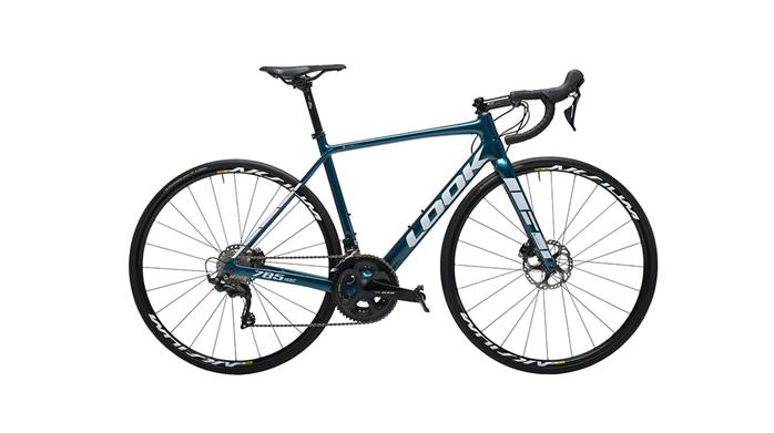 Vélo LOOK 785 Huez Disc Metalic Blue 105