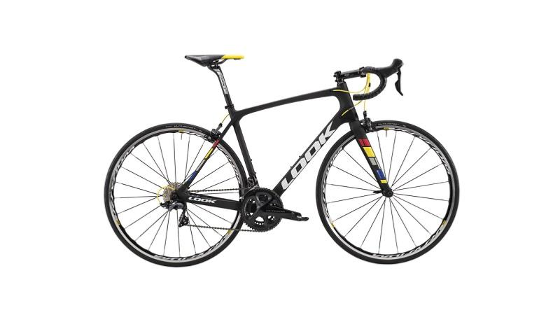 Vélo LOOK 765 Optimum RS Proteam Ultegra