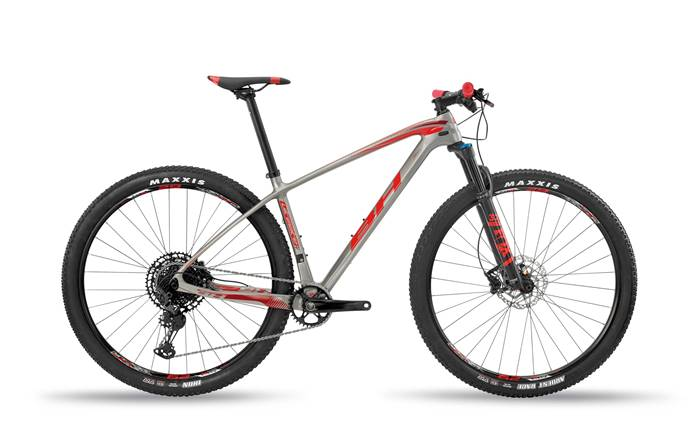 VTT Carbone BH Ultimate RC 7.2 Gris Rouge