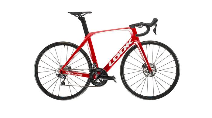Vélo LOOK 795 BLADE RS Disc Red Glossy Ultegra