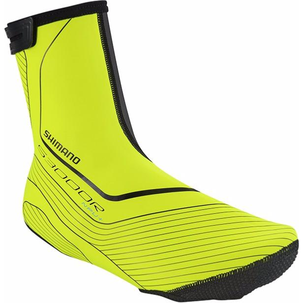 Shimano Couvre Chaussures S3000R NPU+ Jaune