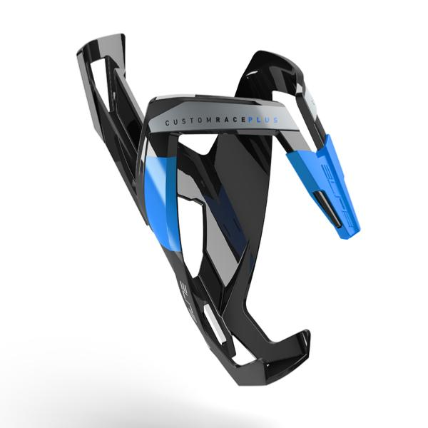 Porte-Bidon ELITE Custom Race Plus Noir Bleu