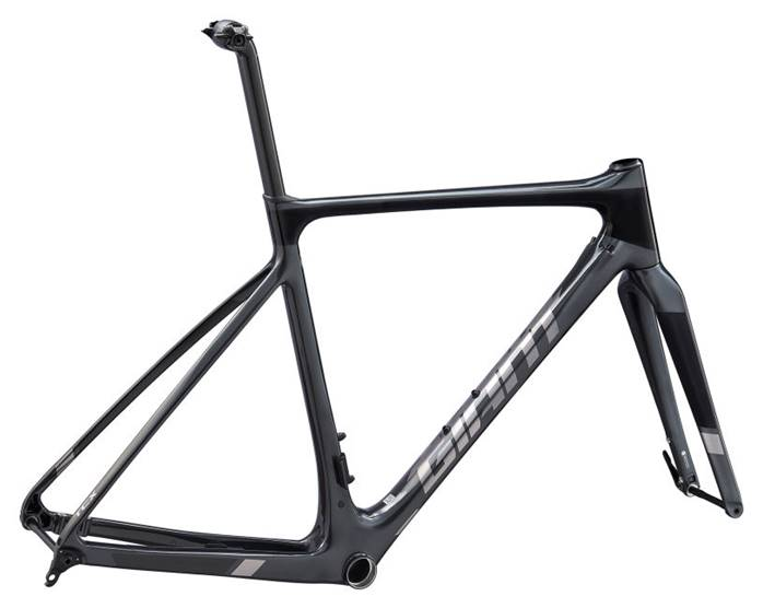 Kit cadre cyclo-cross GIANT TCX Advanced Pro