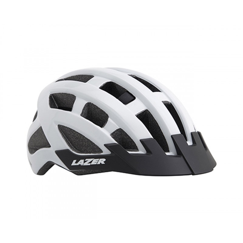 Casque Compact Blanc