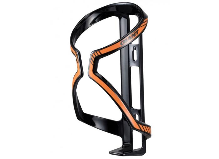 Porte-Bidon GIANT Airway Noir Orange Brillant
