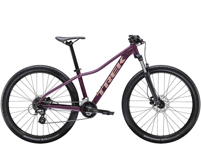 VTT Femmes Semi-rigide TREK Marlin 6 Mulberry