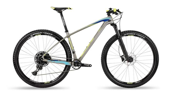 VTT BH Ultimate RC 7.0 Gris Bleu