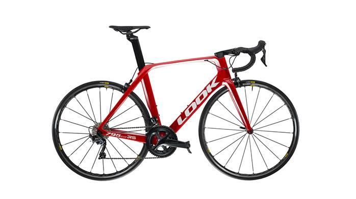Vélo LOOK 795 BLADE RS Red Glossy Ultegra