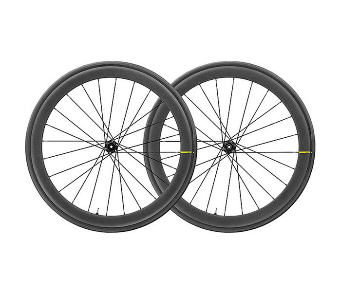 Roues Route MAVIC Cosmic Pro Carbone UST Disc