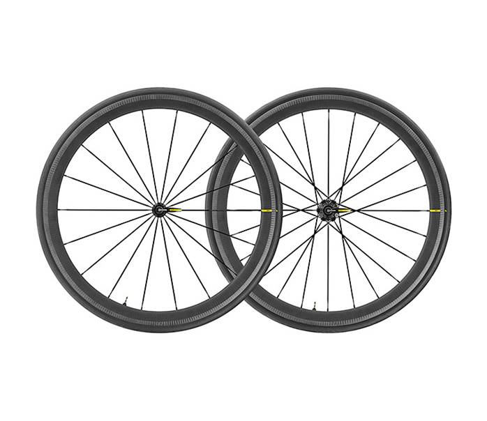 Roues Route MAVIC Cosmic Pro Carbone SL UST