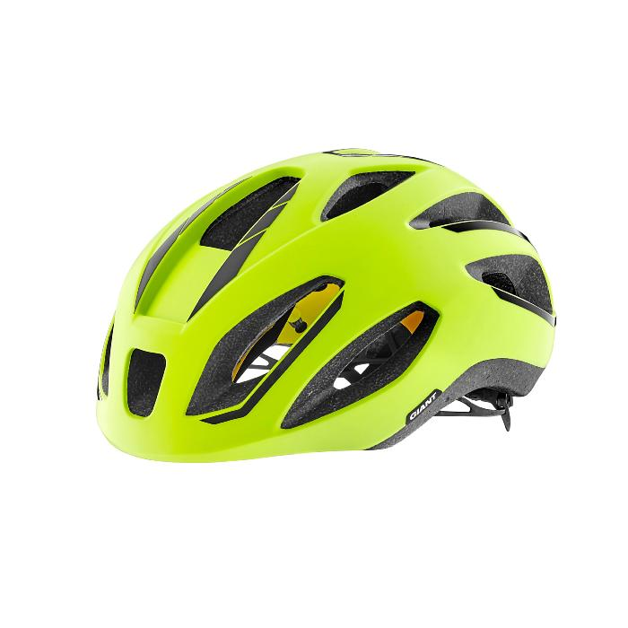 Casque GIANT Illume Strive Mips Jaune Fluo