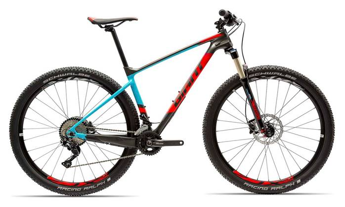 VTT GIANT XTC Advanced 29er 3 GE