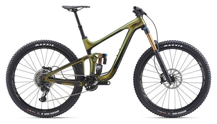 VTT GIANT Reign Advanced Pro 29 0