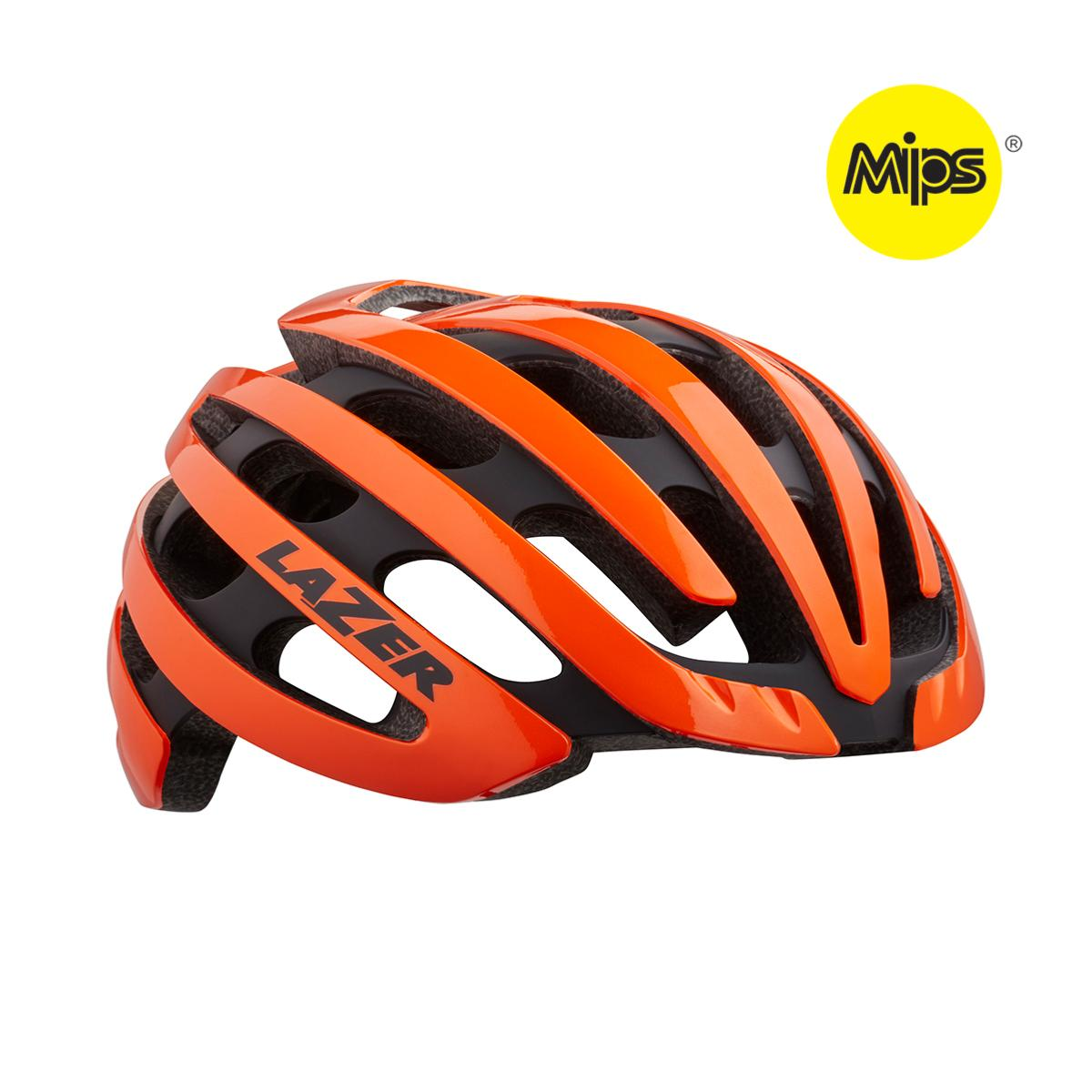 Casque LAZER Z1 Flash Orange Mips