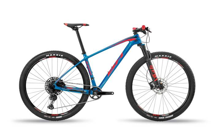 VTT Carbone BH Ultimate RC 7.2 Bleu Rouge