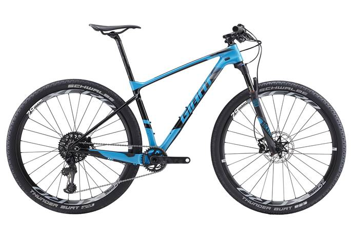 VTT GIANT XTC Advanced 29er 0 2017