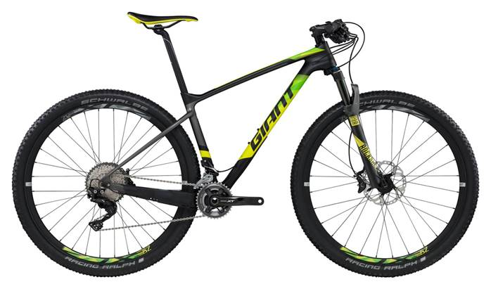 VTT GIANT XTC Advanced 29er 2 GE