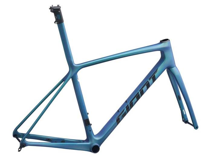 Kit cadre carbone GIANT TCR Advanced SL Disc