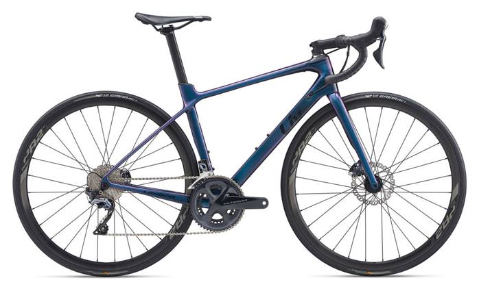 Vélo Route Femme LIV Langma Advanced 1 Disc