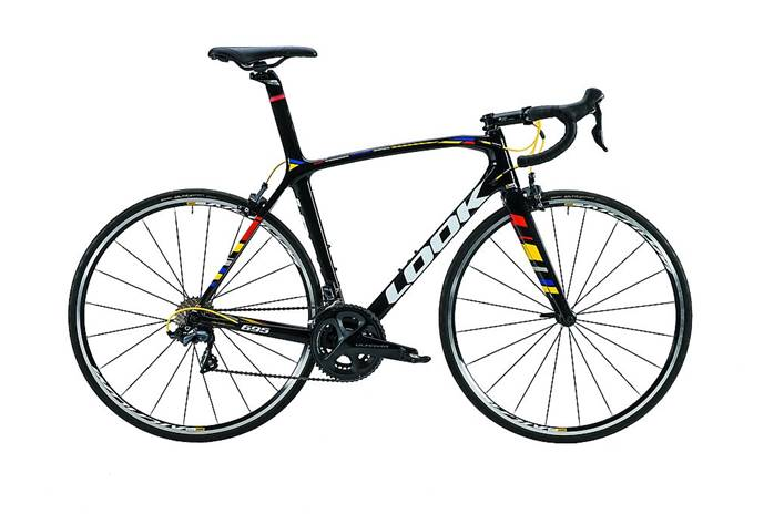 Vélo Route LOOK 695 UD ZR Ultegra Proteam