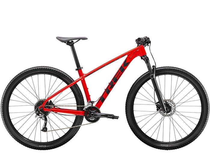 VTT TREK X-Caliber 7 Rouge Neon