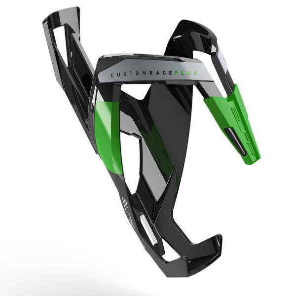 Porte-Bidon ELITE Custom Race Plus Noir Vert