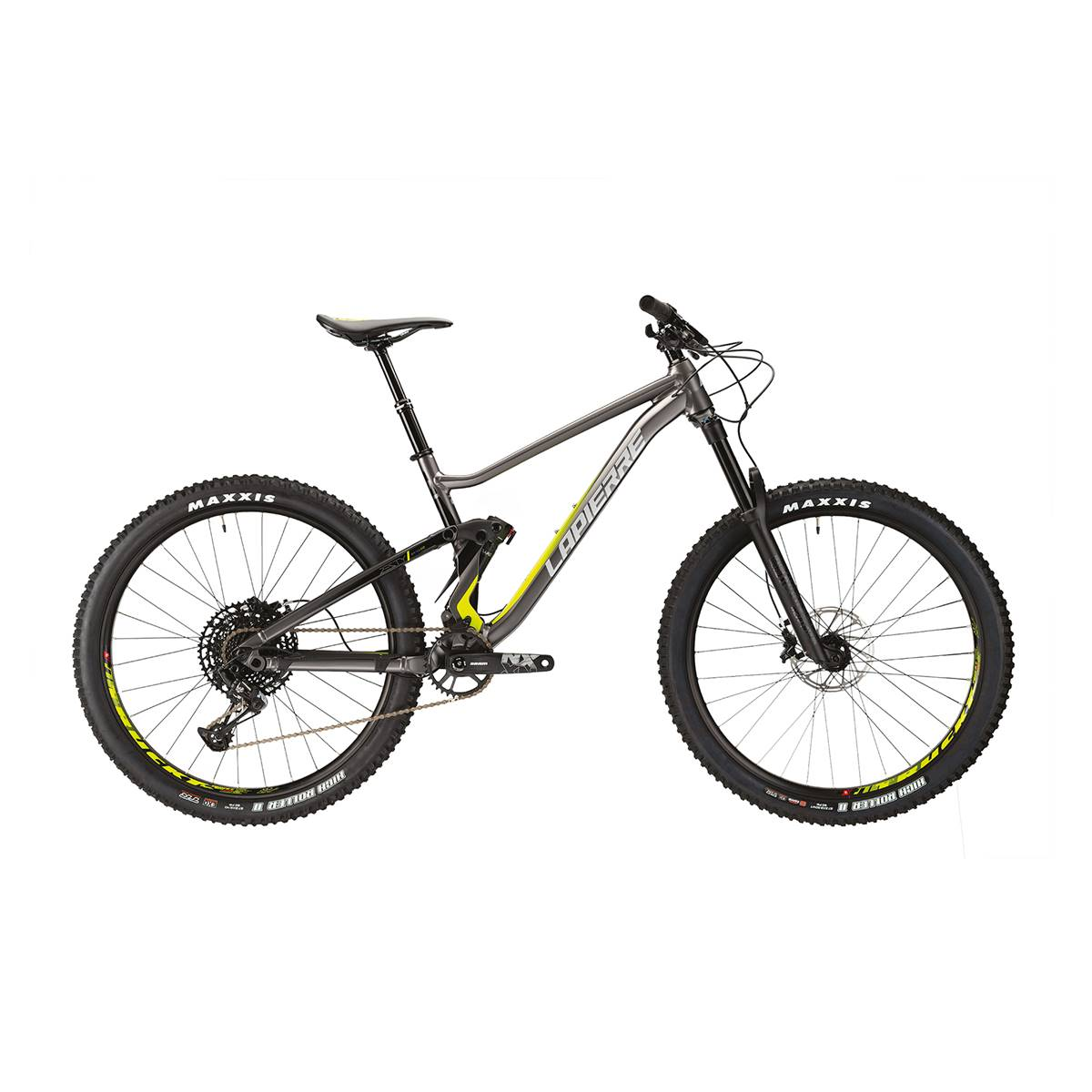 vtt tout suspendu lapierre zesty am fit 4 0 27 5 2020 pas cher intercycle