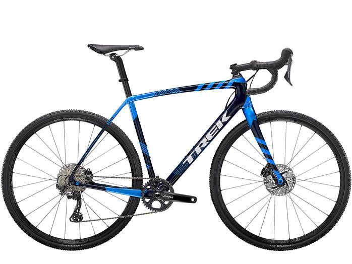 Vélo Cyclo-Cross TREK Boone 6 Disc Bleu GRX