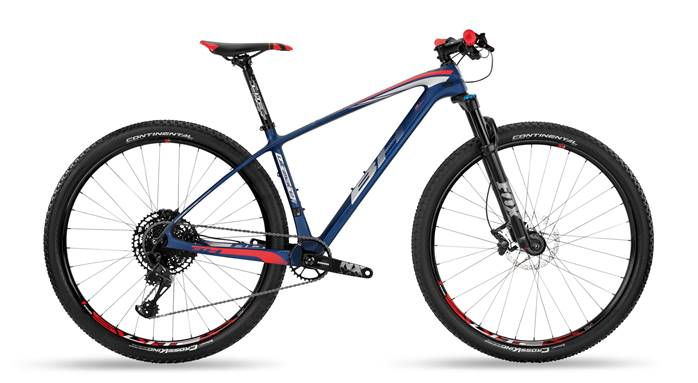 VTT BH Ultimate RC 7.2 Bleu Gris
