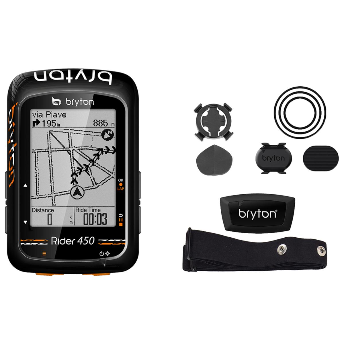 Compteur GPS Bryton Rider 450T