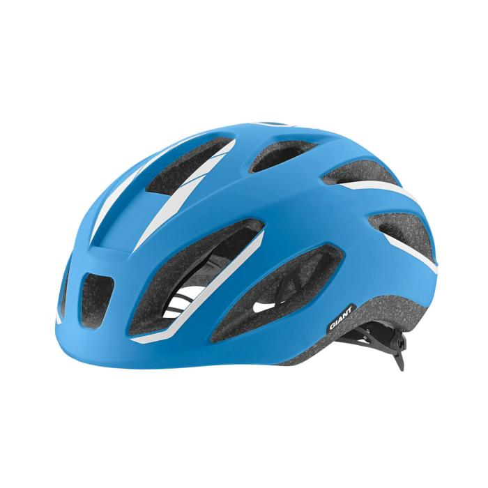 Casque GIANT Strive Cyan Blanc