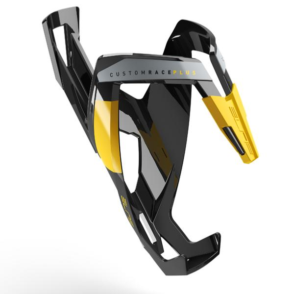 Porte-Bidon ELITE Custom Race Plus Noir Jaune